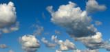 bright sky panorama poster