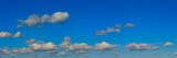 high resolution bright sky panorama poster