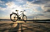 end of a bike trip - Fine Art prints