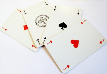 photo de jeu de carte