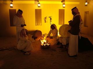 fuoco arabo