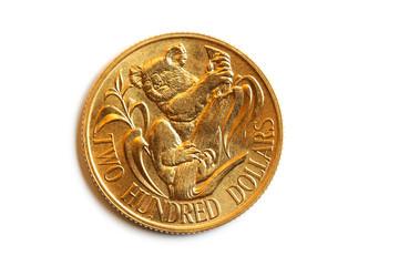 aussie gold $200 coin