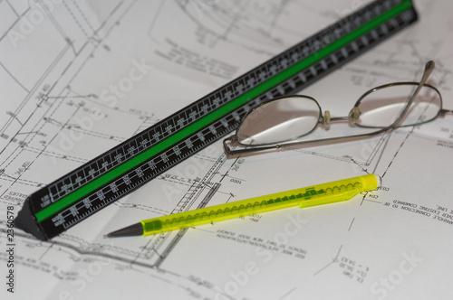 Leinwandbild Motiv focus on design