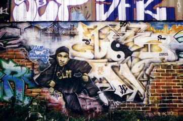 graffiti hio hop