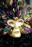 carnival mask poster