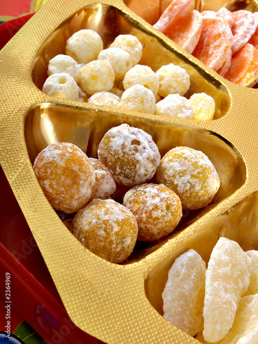 chinese new year candies