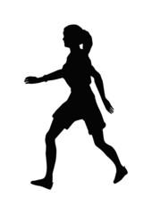 sport walking