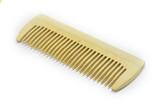wooden comb poster
