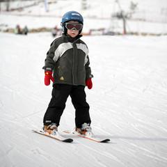 enfant au ski #7