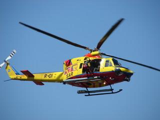 search an rescue heli