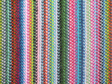 colorful wool pattern poster