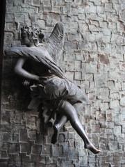 angelo di bronzo