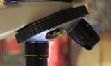 microscope closeup poster