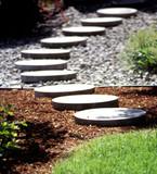 circular steps poster