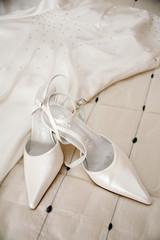 habillage de mariée