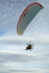 powered paragliding 3