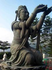 déesse bouddhiste