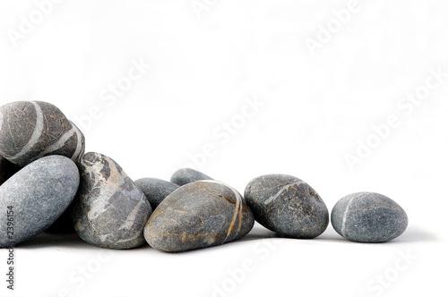 Leinwanddruck Bild pierres zen
