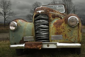 1930's antique car