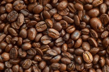 coffe beans texture