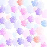 pastel gift wrap poster