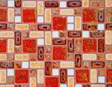 tile mosaic poster