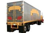 truck trailer poster