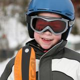 Fototapety enfant au ski #1