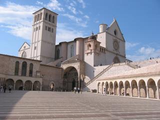 basilica superiore di assisi