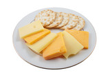 cheese and crackers anyone?