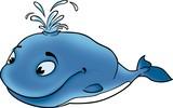 whale mobidyck poster