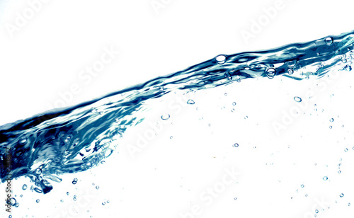 canvas print picture transparent water #9