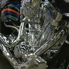 american motorcycle engine
