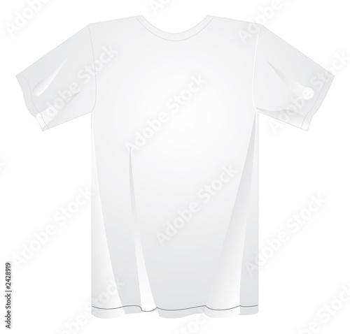 blank white tee. lank white t-shirt © Bill Bogusky #2428919. lank white t-shirt