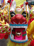new year chinese dragon