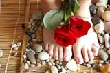 rose feet 2 poster