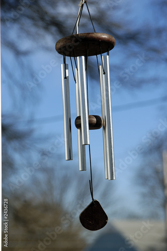 poster of wind chime