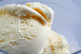 vanilla icecream poster