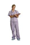 nurse at work poster