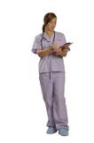 nurse on the job poster