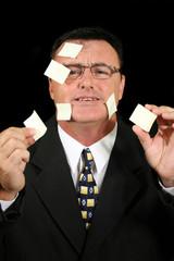 sticky note salesman 1