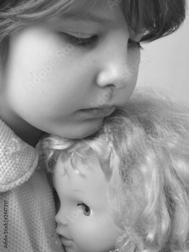 girl with doll 3
