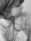 girl with doll 2