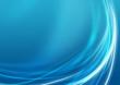 Leinwandbild Motiv blue business background