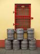 kegs of beer in ireland