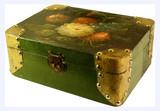 antique jewel box poster