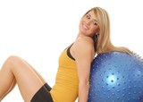 health and fitness girl 4 poster