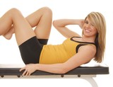 health and fitness girl 5 poster