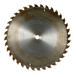 circular saw blade poster