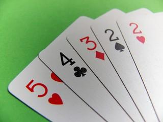 poker - one pair